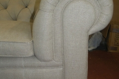 Upholstery Work by Kenneth Frewer